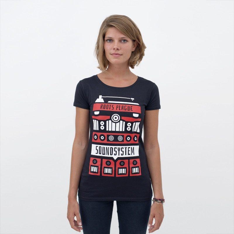 Roots Plague T-Shirts Mädels