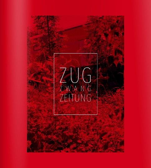 Zugzwang Magazin rot